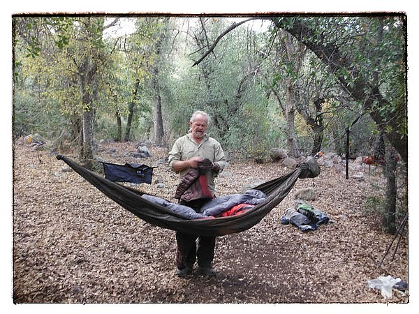 photo: Warbonnet Traveler Double Layer 1.1 hammock