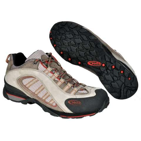 photo: Oboz Men's Valhalla trail shoe