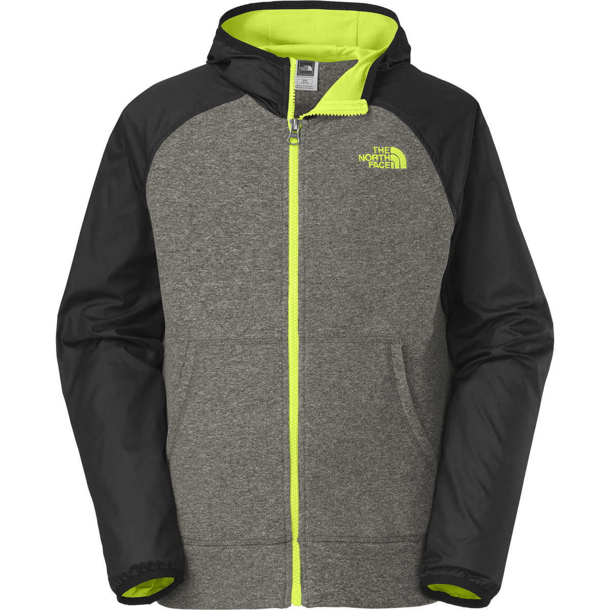 The North Face Glacier Track Full Zip Hoodie