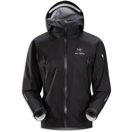 photo: Arc'teryx Beta FL Jacket waterproof jacket