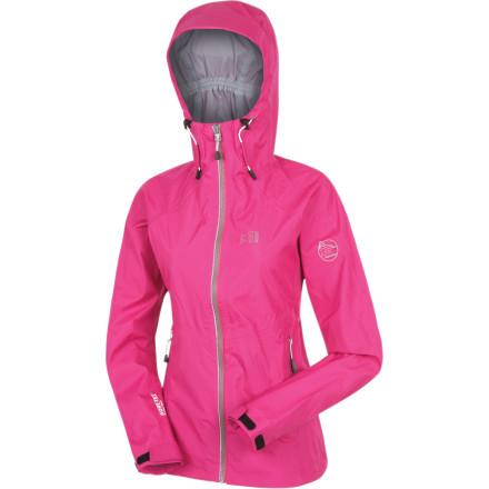 photo: Millet L.T.K. GTX Jacket waterproof jacket