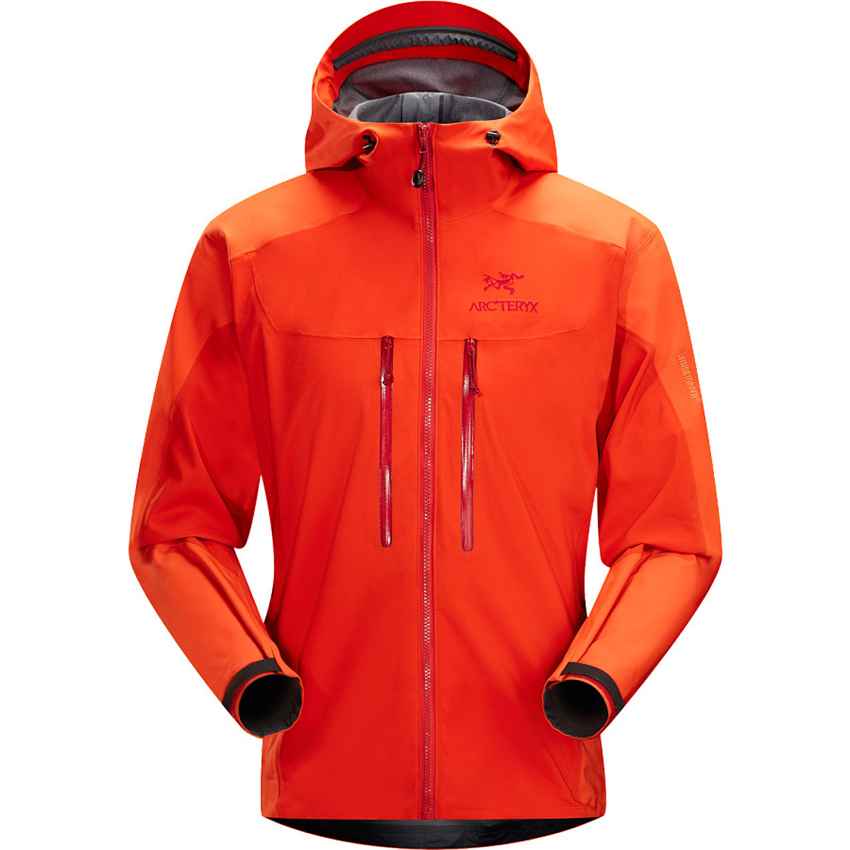 photo: Arc'teryx Venta MX Hoody soft shell jacket