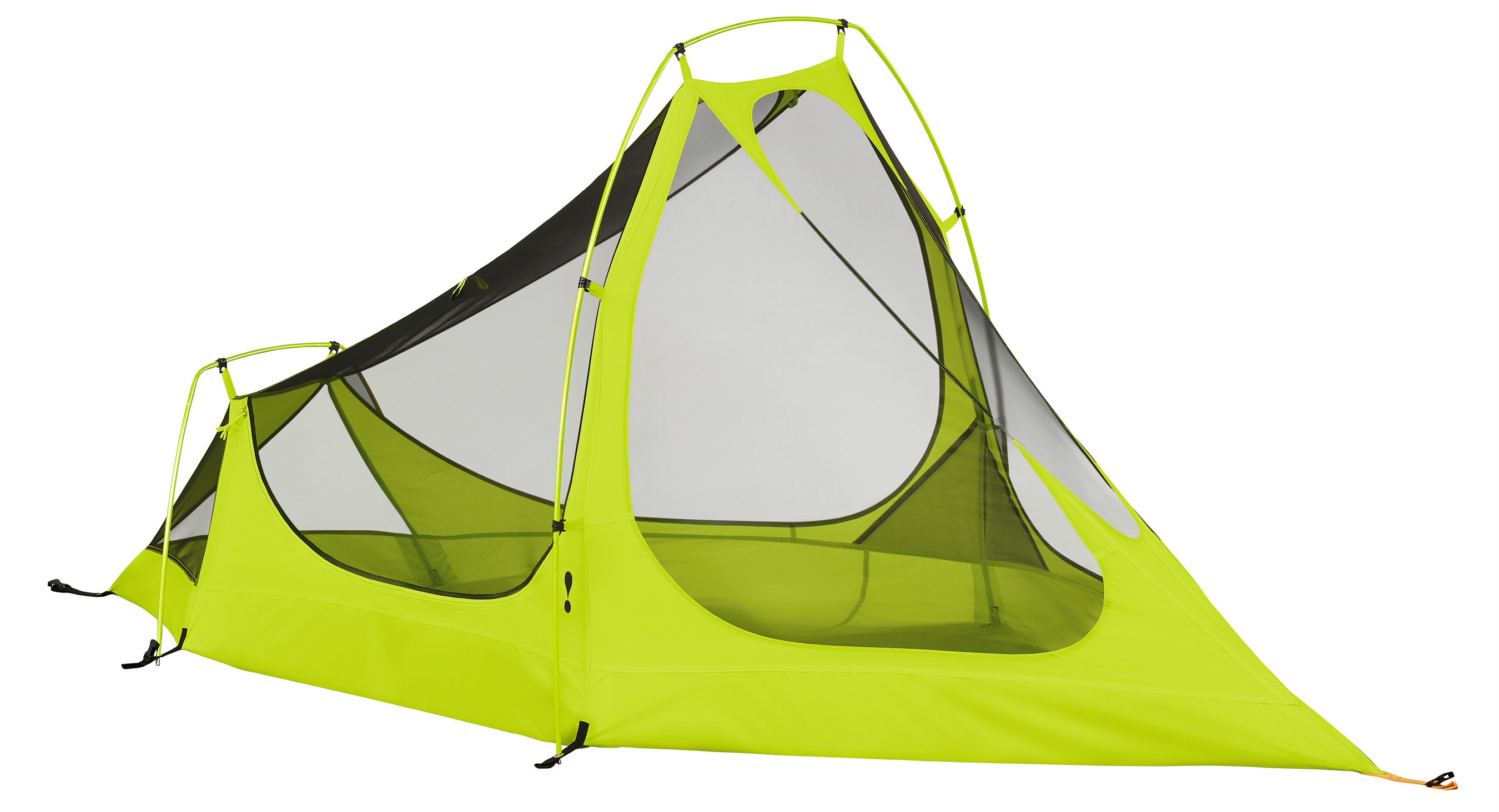 photo: Eureka! Spitfire 1 three-season tent
