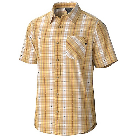 photo: Marmot Lukens Plaid SS hiking shirt