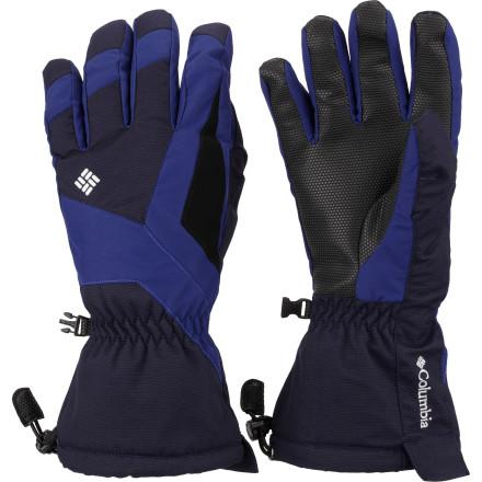 photo: Columbia Men's Majik Wand II Glove insulated glove/mitten