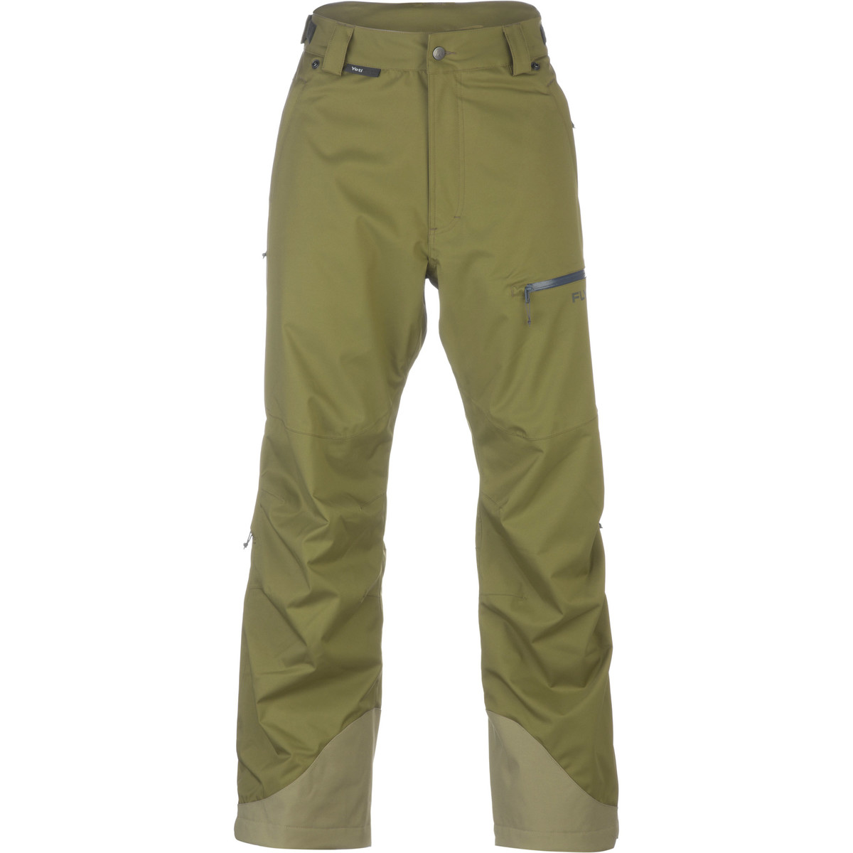 photo: Flylow Gear Snowman Pant synthetic insulated pant
