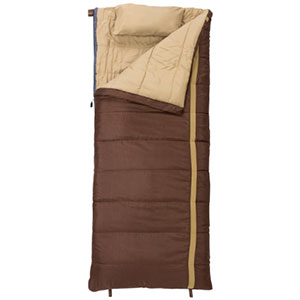 photo: Slumberjack Timberjack 0 3-season synthetic sleeping bag