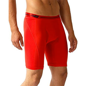 New Balance Performance Underwear 9 Inch Inseam Boxer Brief