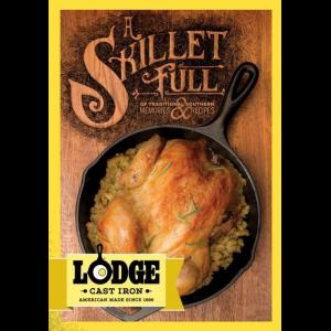 photo of a Lodge cookbook