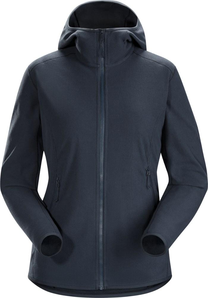 photo: Arc'teryx Women's Delta LT Hoody fleece jacket