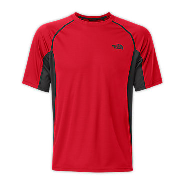photo: The North Face Flex Crew short sleeve performance top