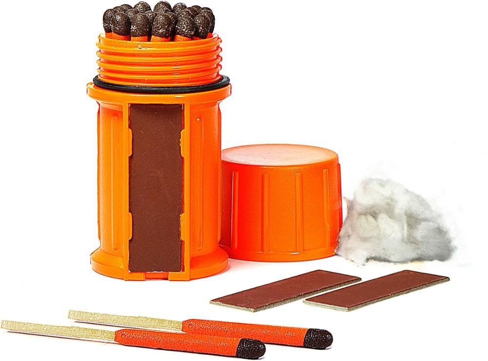 photo: UCO Stormproof Match Kit fire starter