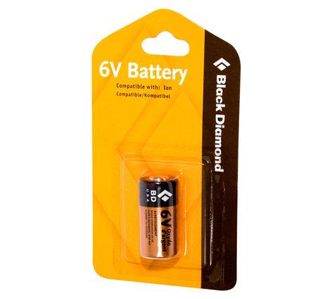 Black Diamond 6 Volt Battery