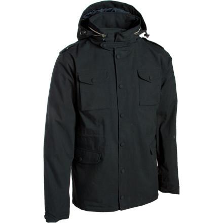 photo: Holden Phillips Jacket waterproof jacket