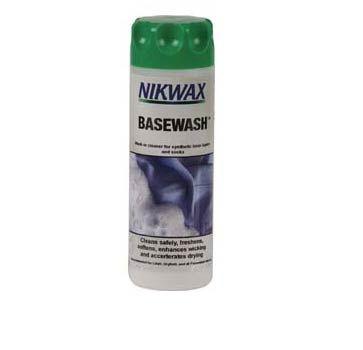 photo: Nikwax BaseWash fabric cleaner/treatment