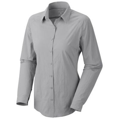 photo: Mountain Hardwear Coralake Supreme L/S Shirt hiking shirt