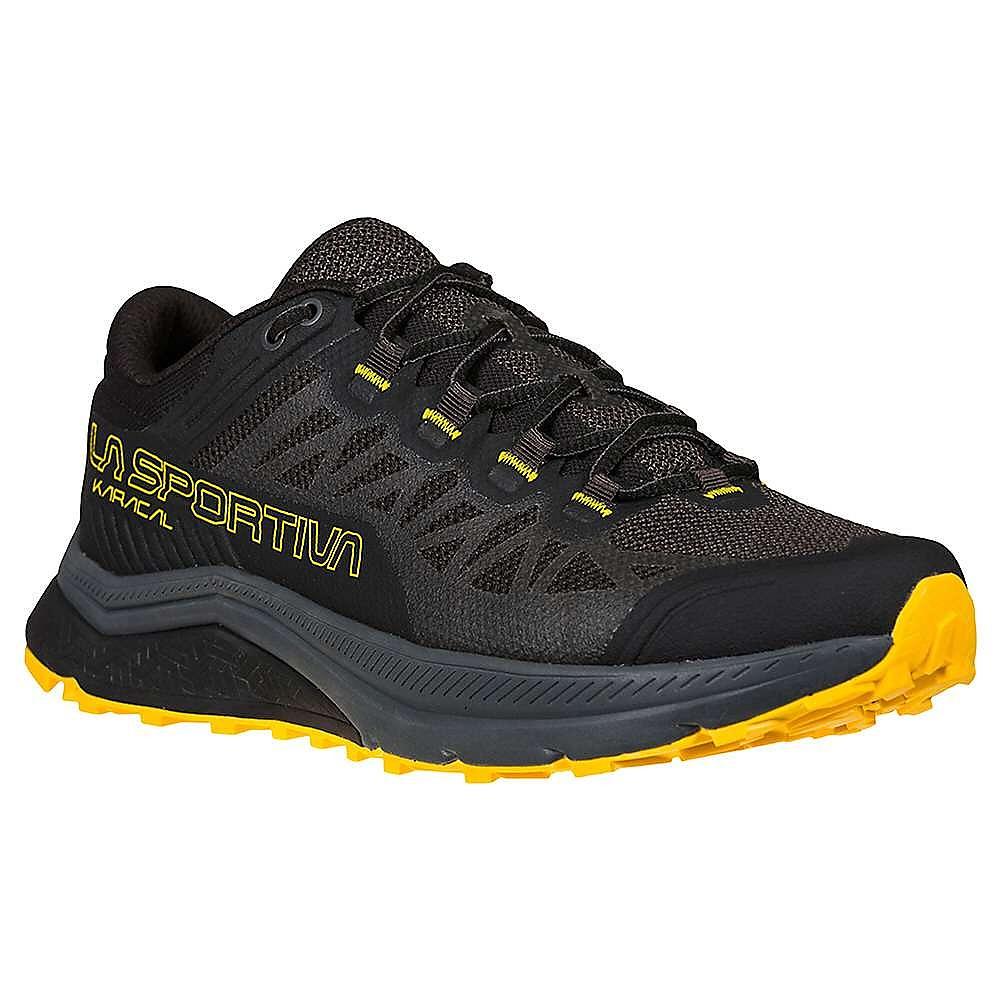 photo: La Sportiva Karacal trail running shoe