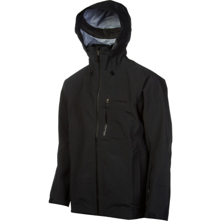 photo: Patagonia Primo Jacket snowsport jacket