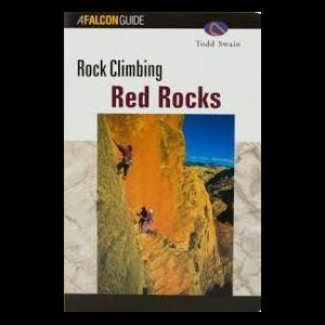 photo: Falcon Guides Rock Climbing Red Rocks climbing book