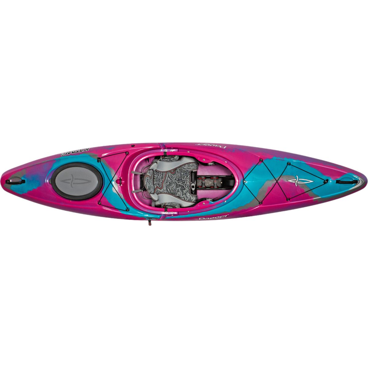 photo: Dagger Katana 10.4 whitewater kayak
