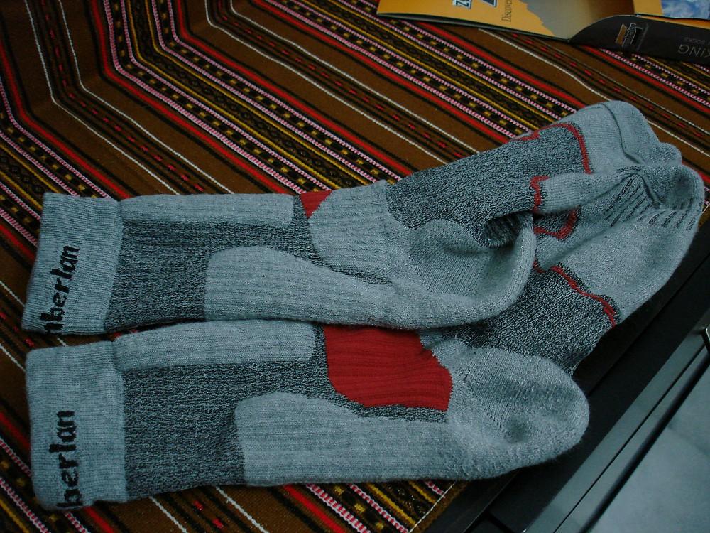 photo: Zamberlan Trekking Medium Weight Socks hiking/backpacking sock