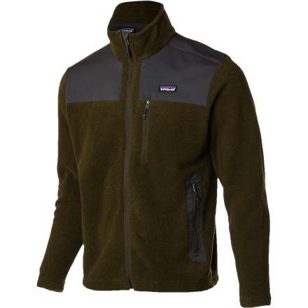 photo: Patagonia Finmark Jacket fleece jacket