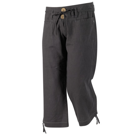 photo: Millet Hemp 3/4 Pant hiking pant