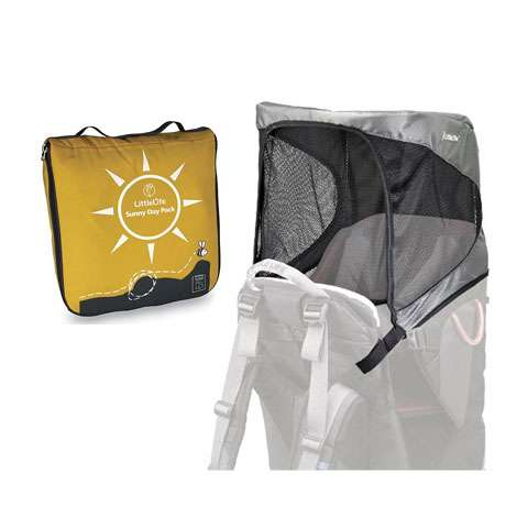 photo: LittleLife Sunny Day Cover child carrier accessory