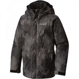 photo: Columbia Boys' Whirlibird Interchange Jacket component (3-in-1) jacket