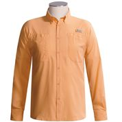 photo: Columbia Men's Omni-Dry Tamiami Long Sleeve Shirt hiking shirt