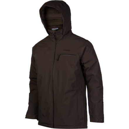 photo: Patagonia Interlodge Down Jacket down insulated jacket