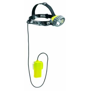 photo: Petzl DuoBelt LED 14 headlamp