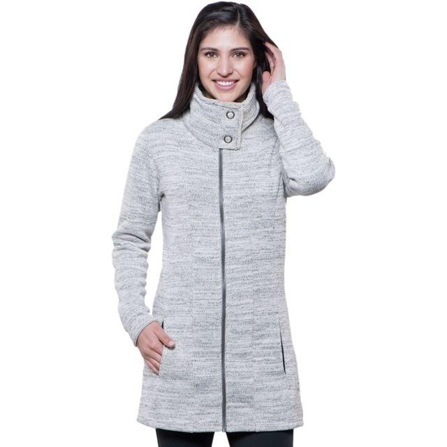 photo: Kühl Alska Long Hoodie fleece jacket