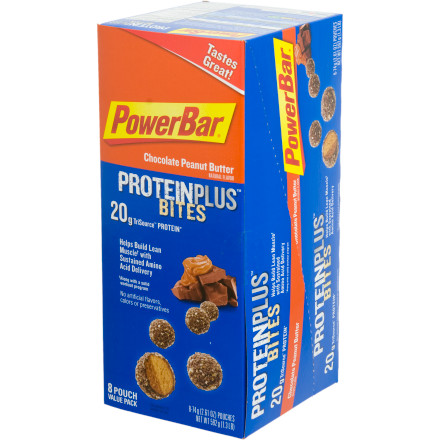 photo of a PowerBar gel/chew
