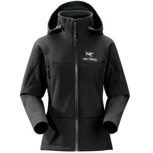 photo: Arc'teryx Women's Gamma SV Jacket soft shell jacket