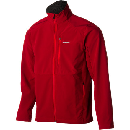photo: Patagonia Integral Jacket soft shell jacket