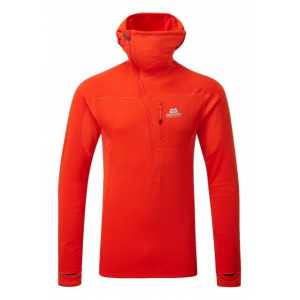 Mountain Equipment Eclipse Hooded Zip T