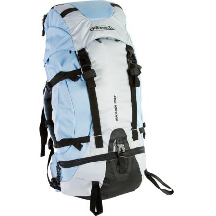 photo of a Ferrino backpack