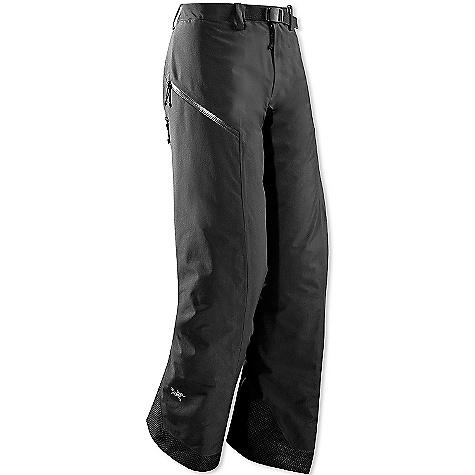 photo: Arc'teryx Women's Titan Pant synthetic insulated pant