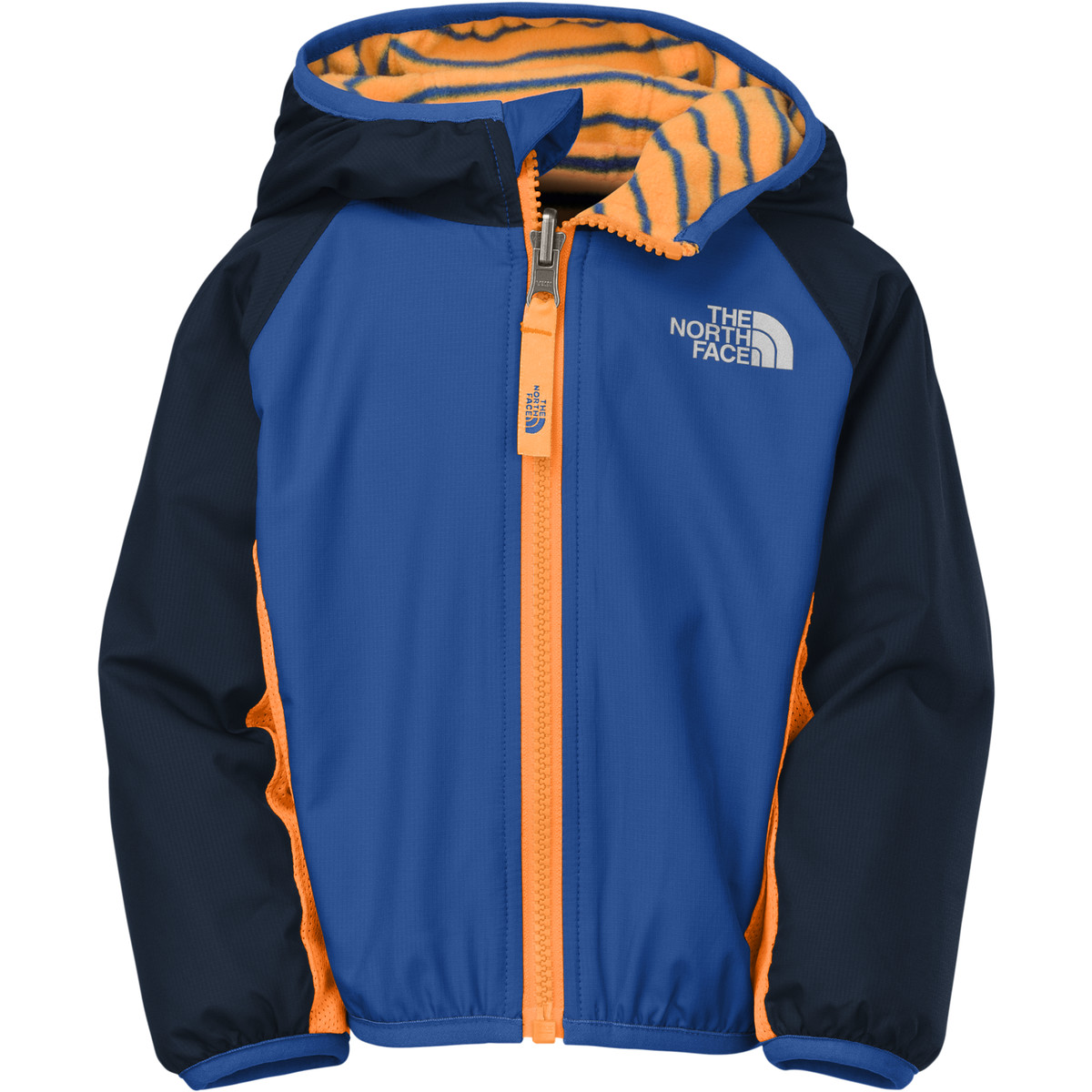 photo: The North Face Boys' Reversible Grizzly Peak Wind Jacket fleece jacket
