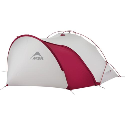 photo: MSR Hubba Tour 1 Fast & Light Body three-season tent