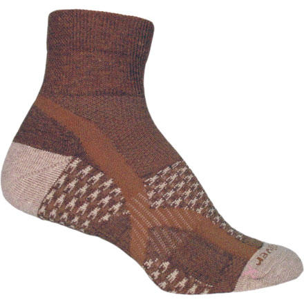 photo: Fox River Journey Quarter Womens hiking/backpacking sock