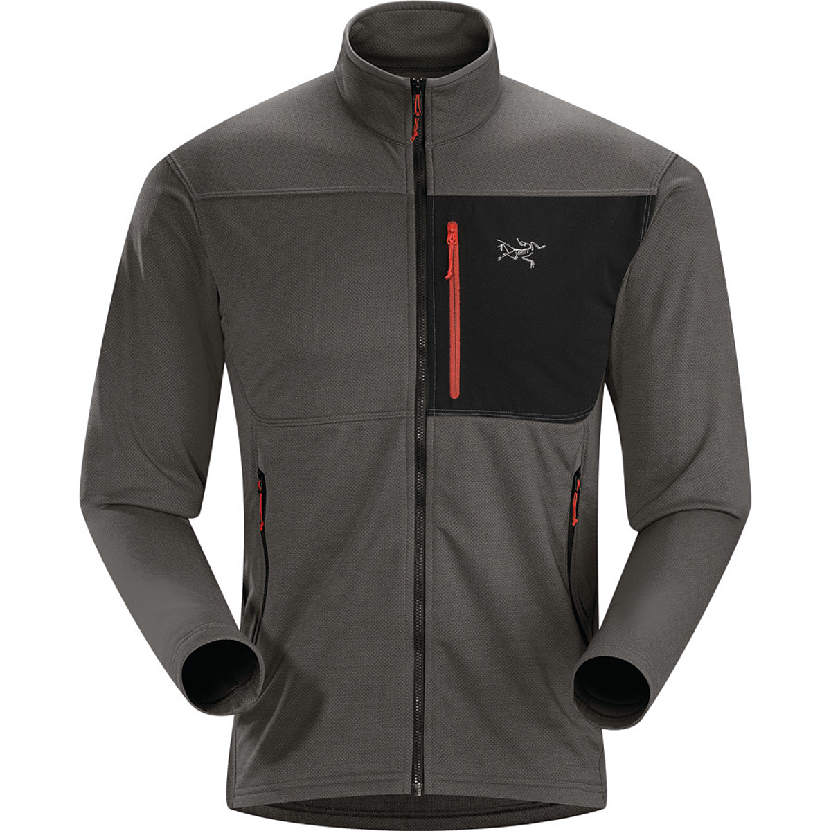 photo: Arc'teryx Konseal Jacket fleece jacket