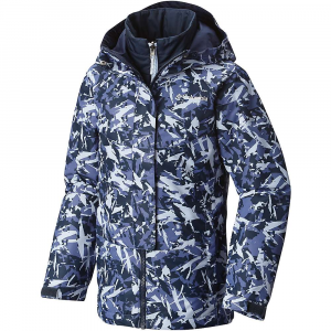 photo: Columbia Girls' Whirlibird Interchange Jacket component (3-in-1) jacket