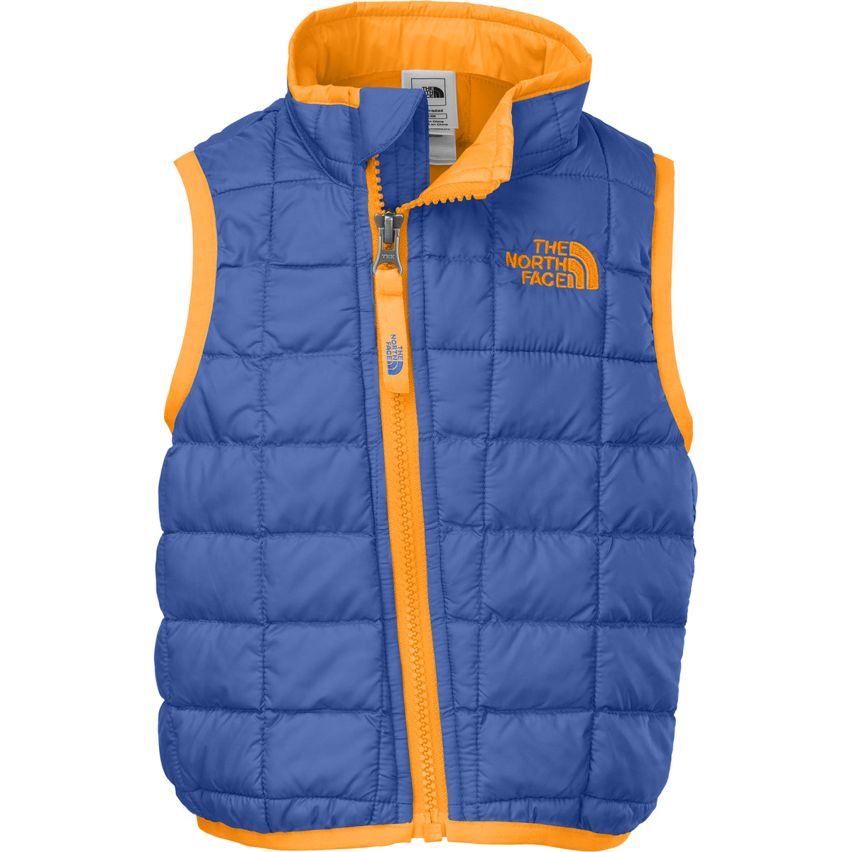 photo: The North Face Kids' Thermoball Vest synthetic insulated vest