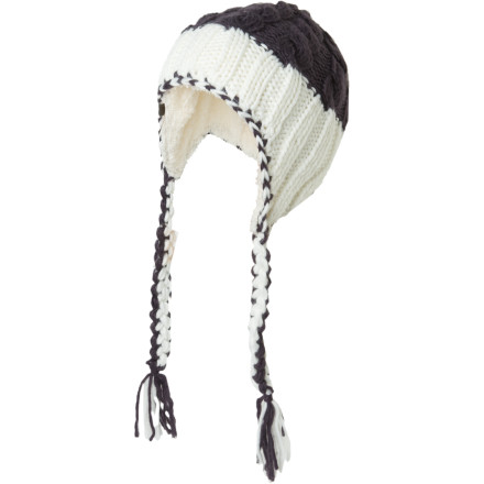 photo: prAna Sherpa Beanie winter hat