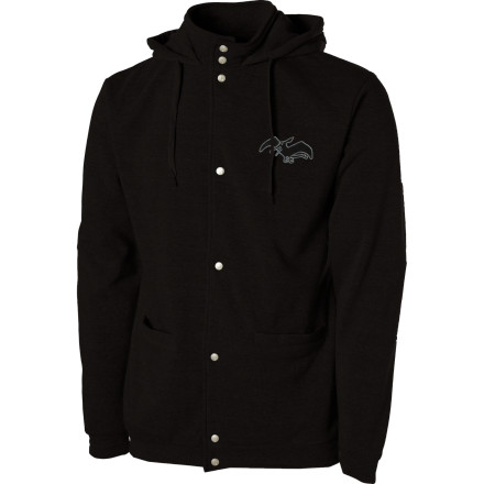 Airblaster Snap Tech Full-Zip Hooded Jacket