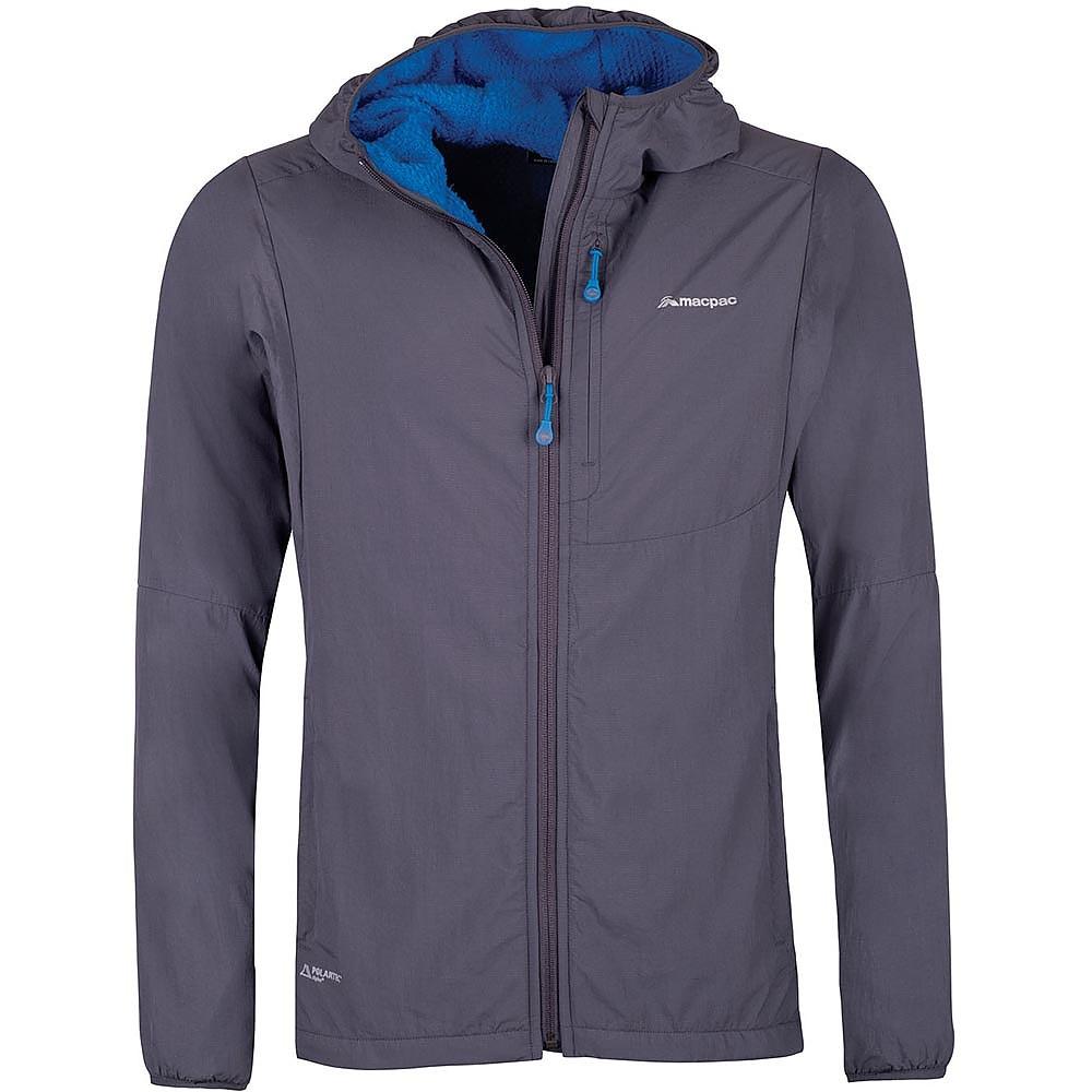 photo: Macpac Pisa Polartec Alpha Fleece Jacket fleece jacket