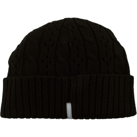 Icebreaker Chunky Cable Hat