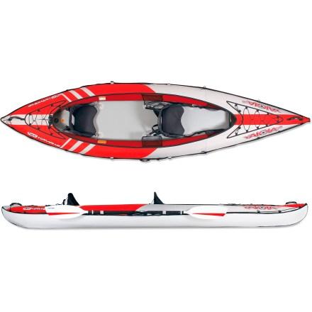 photo: BIC Sport YAKKair HP2 Tandem inflatable kayak
